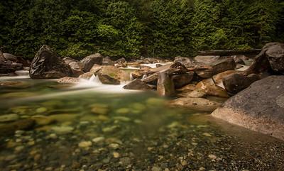 Gold Creek Rapids