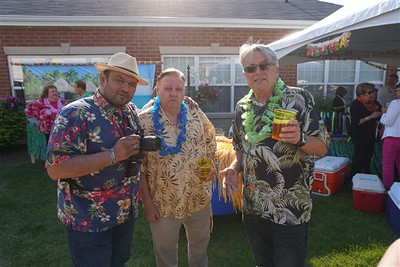 "Gwendolyn J. Sterk and the Family Law Group ""Hawaiian Luau"" BAH"