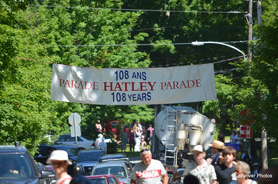 Hatley Parade July 1, 2016