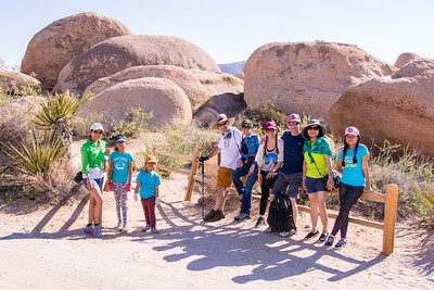 Joshua Tree National Park:  June 23-26, 2016