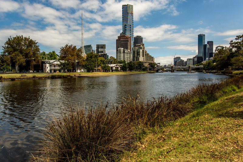 Lower Yarra River