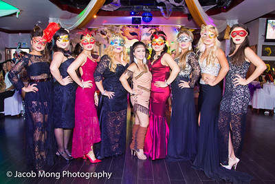 Masquerade Party at Legend:  October 29, 2016