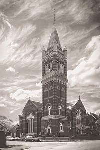 Auburn Church- - Hawthorne