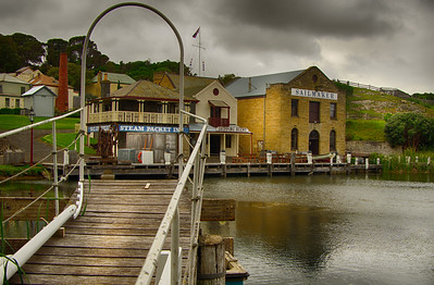 Boarding Dock