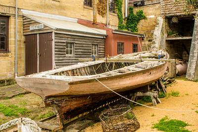 The Viator - Boat Restoration