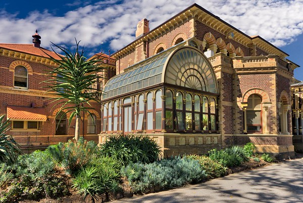 Rippon Lea Conservatory