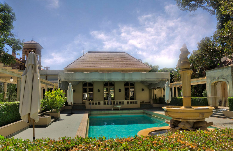 Swimming Pavilion