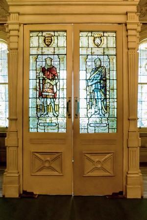 Entry Inner Doors