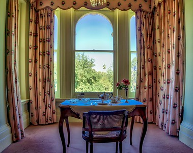 Master Bedroom Breakfast Table