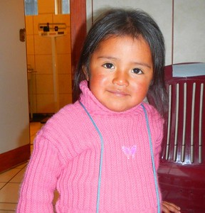 Peruvian Darling