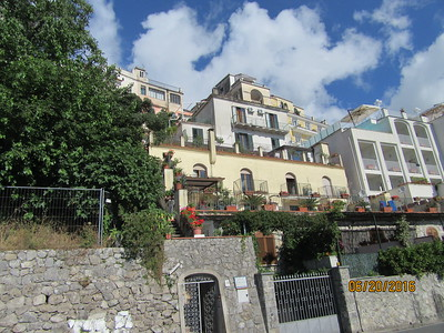 Amalfi/Positano
