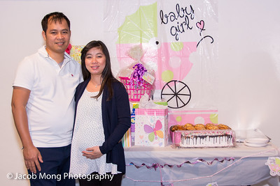 Sotheary's Babyshower:  May 22, 2016