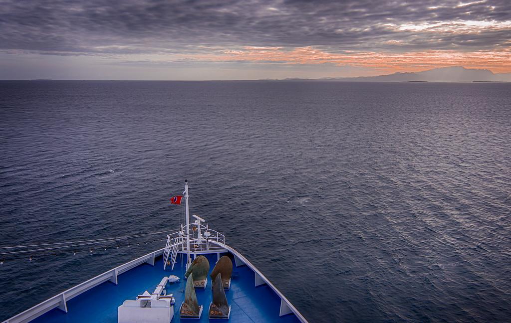 Approaching Fiji