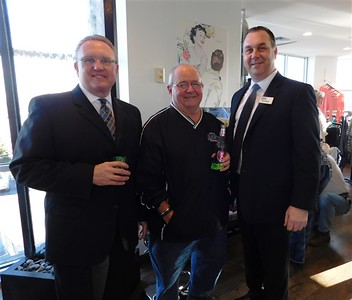 Southwest Laser & Medspa hosted a fantastic St. Patty's Day Business After Hours on March 17!