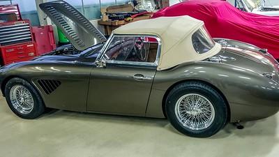 Austin Healy (same car as shown in previous photo)
