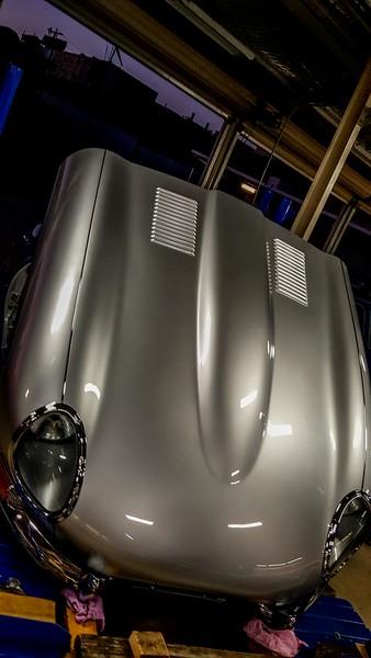 Jaguar E-type V8