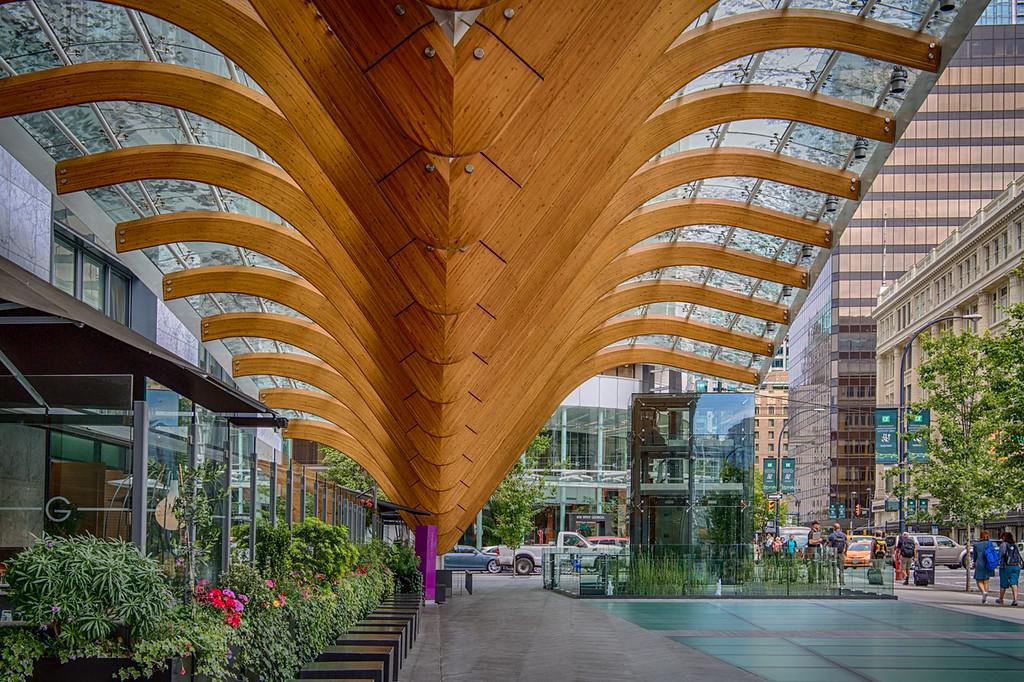 Telus Garden Pavilion