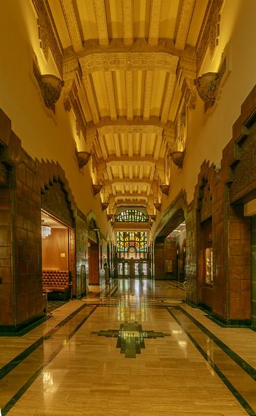 Marine Building - Lobby