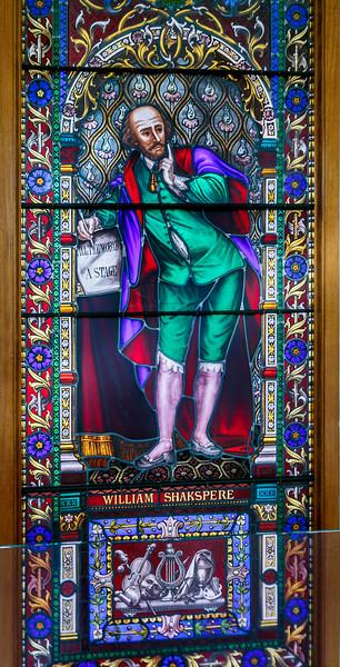 The Bard - William Shakspere