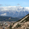 Blairmore Ab. from Frank Slide