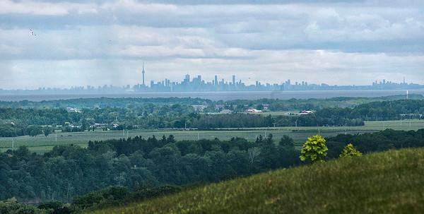 160607 Toronto Skyline