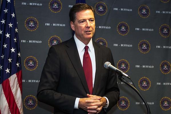 160404 James Comey FBI 2