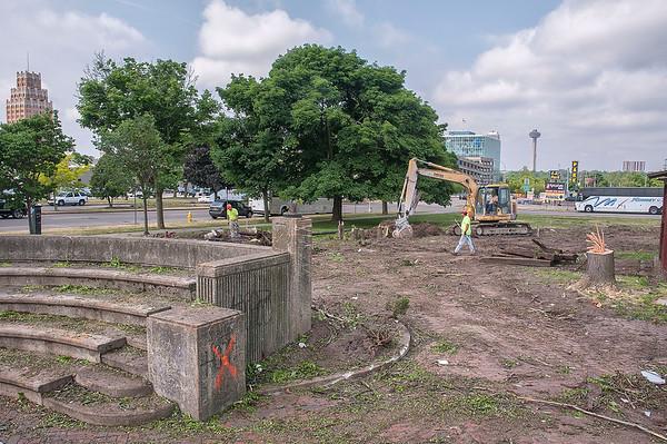 160602 Park Demolition 1