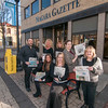 Niagara Gazette Sales Dpt.