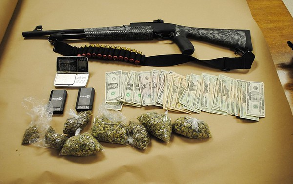 Police bust