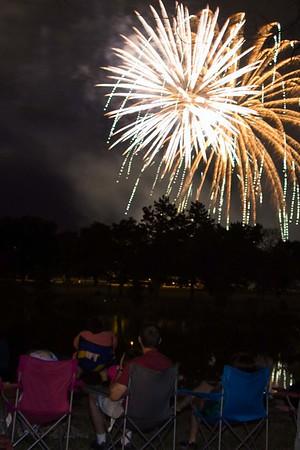 160704 Hyde Park Fireworks 4