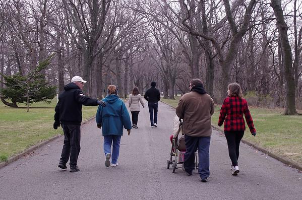Health walk 4