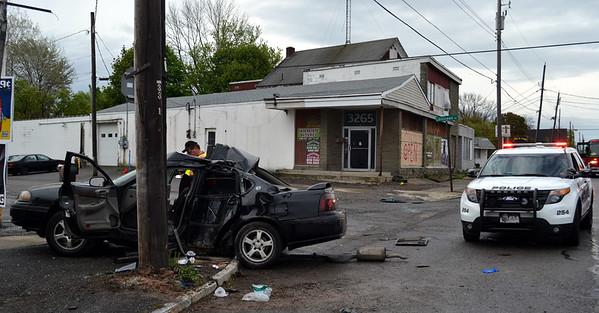Hyde Park Boulevard crash