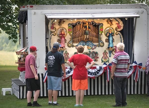 161021 Eddie's Band Organ 2