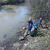 160423 Gill Creek Cleanup 2