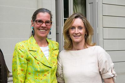 Into the Garden: The Frick Collection's Spring Garden Party for Fellows