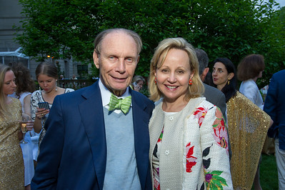 Into the Garden: The Frick Collection's Spring Garden Party for Fellows