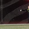 Wachusett Keeper Emma Trudeau watches as a Penalty Kick by Nashoba's Grace Keith goes in the net to win Nashoba the Div I Soccer Final. SENTINEL & ENTERPRISE / Jim Marabello