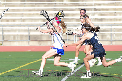2016 Girls Lacrosse - Playoff Game: Air Academy vs Cherry Creek