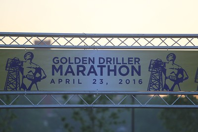 2016 Golden Driller Marathon