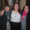Vicki Landry, Natalie Landry, and Elaine Morin