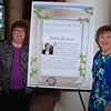 Susan Belanger with Barbara Belanger, Volunteer of the Year