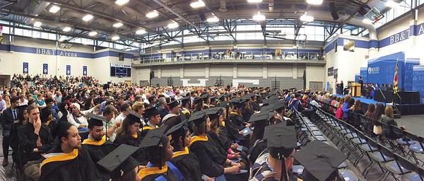 2016 Graduate Commecement
