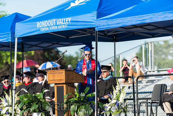 2016 Rondout Valley High School Graduation