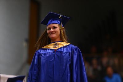 2016 Tri Central Graduation