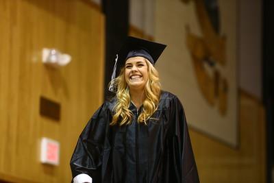 2016 Western graduation