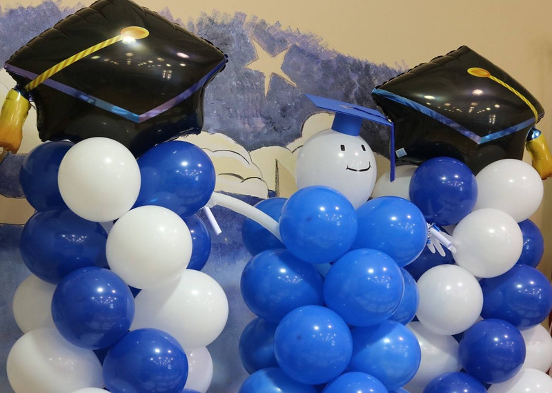 COURTESY VANDERHEYDEN HALL Vanderheyden Hall hosted graduation for seniors and a moving-up ceremony for eighth-graders Friday at the Richard A. Desrochers Educational Center on Vanderheyden's main campus in Wynantskill.