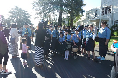2016 Great Marian West Coast Procession