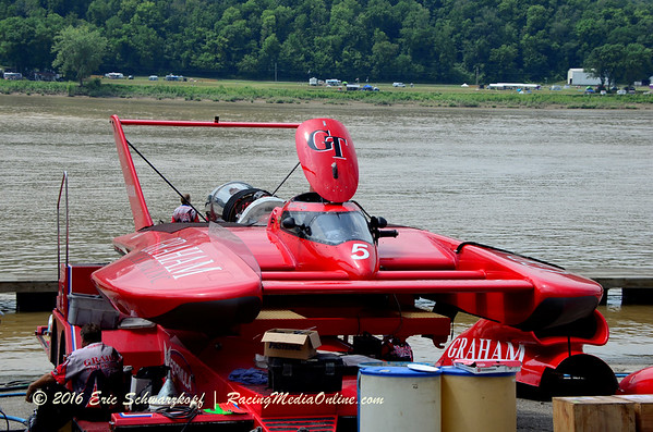 2016 H1 Unlimited Hydroplanes - Racing Media Online