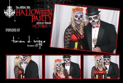 2016 HBA Halloween Party