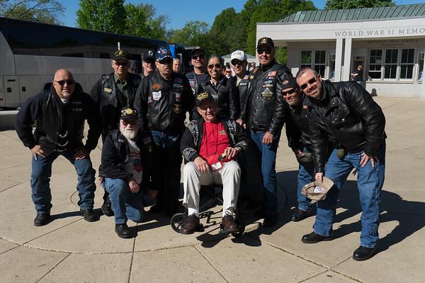 2016 April WWII Memorial
